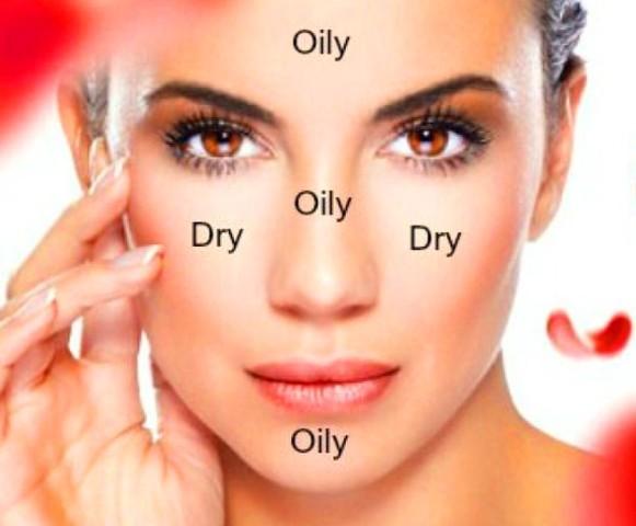 Pelembap muka untuk kulit kombinasi