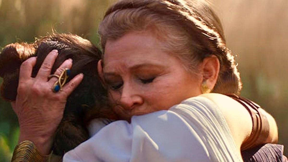JJ Abrams diz que 'Star Wars: A Ascensão Skywalker' contará a história de Leia Organa