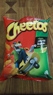 Cheetos Kemasan Baru Mencoba Eksis Kembali
