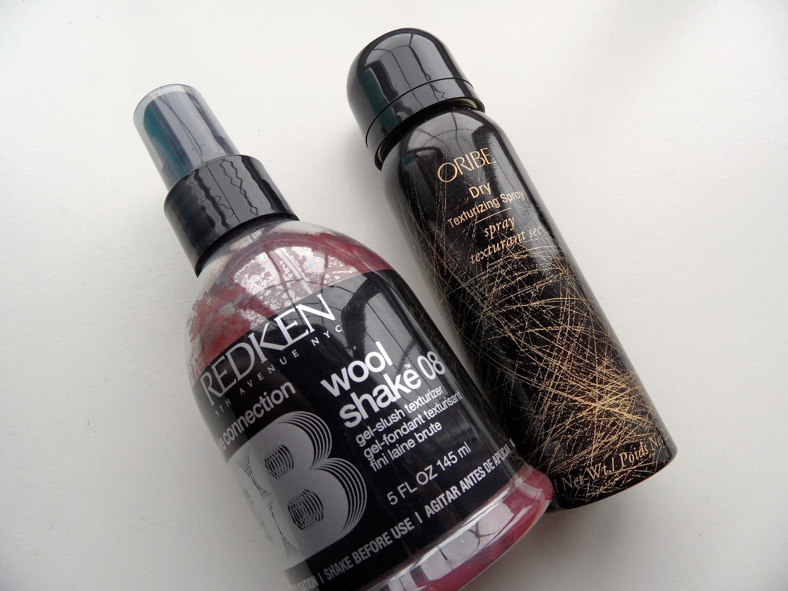Kick Arse Red Lips: New Hair Care Purchases