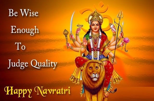 Happy Navratri Pics