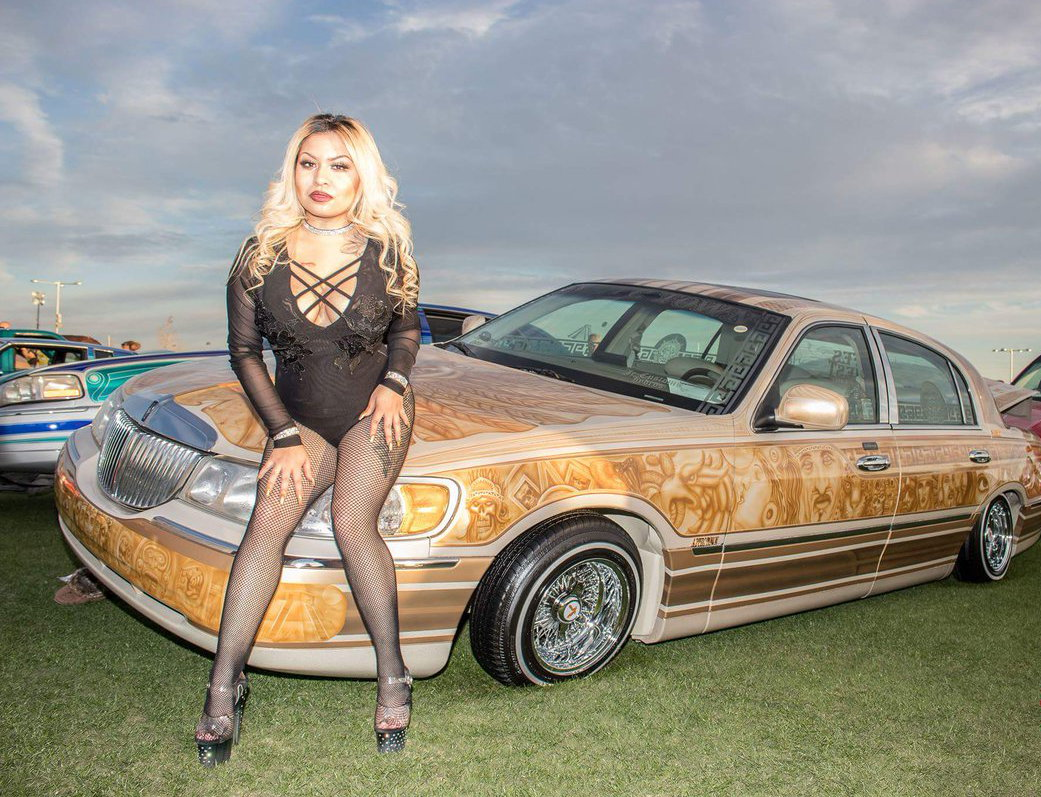Who is lowrider dating