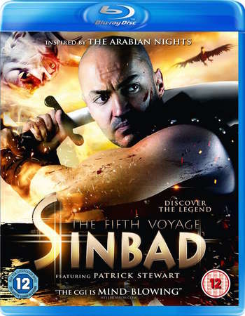 Sinbad The Fifth Voyage 2014 Dual Audio 720p BRRip [Hindi - English]