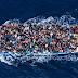 Dalla Libia 360mila migranti in partenza per l'italia