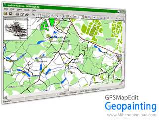 Geopainting GPSMapEdit Portable