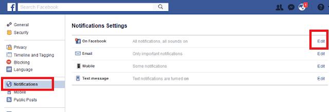 Beginilah Cara Menghentkani Notifikasi dari Grup Facebook Khusus 11