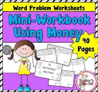 Mini Workbook using Money