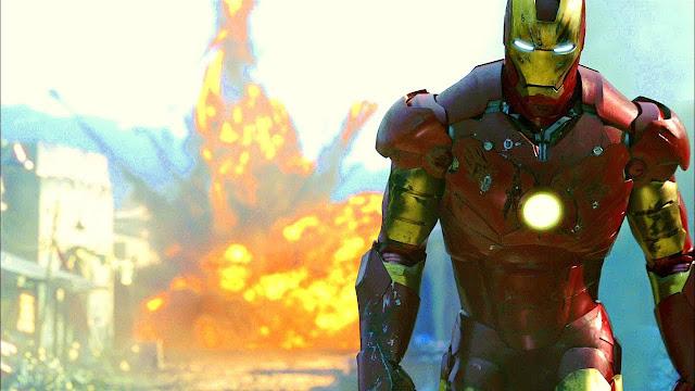 CINCO Melhores demonstrações de poder do Homem de Ferro