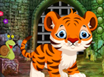 GamesKing Cute Tiger Cub Rescue
