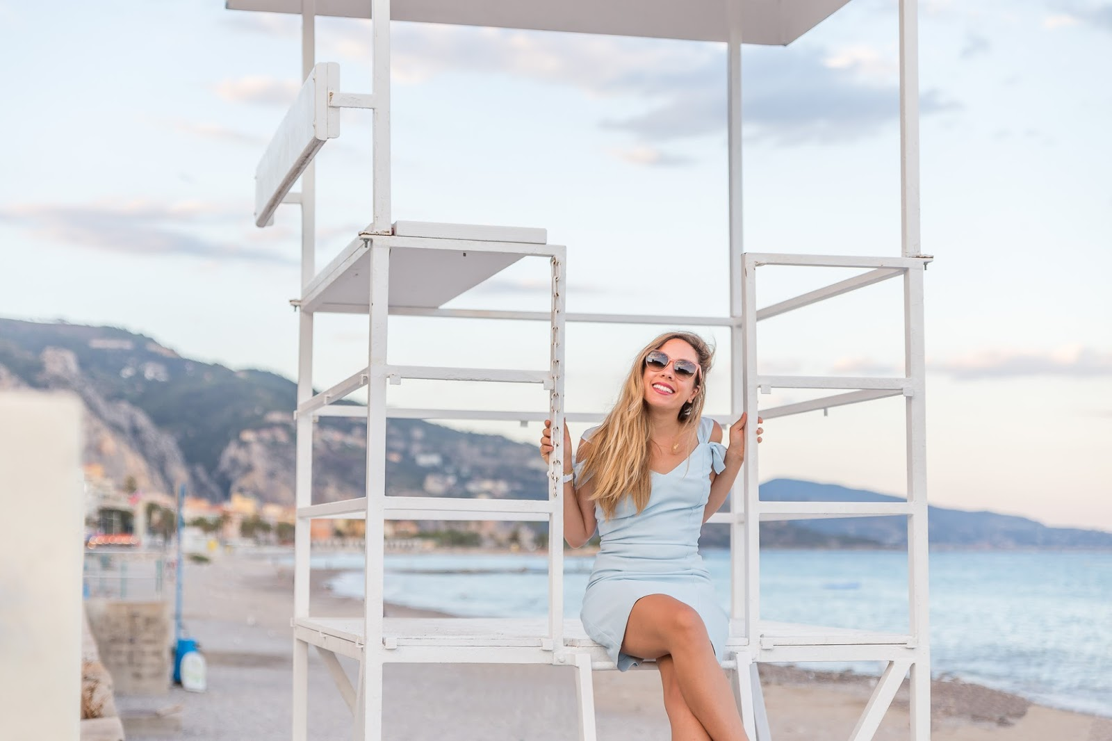 Blogueuse mode voyage côte d'azur