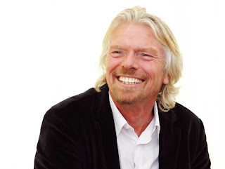 Richard Branson (kekayaan bersih: $4,8 miliar)