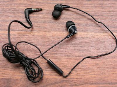 Panasonic RP-TCM125 Ergo fit best in ear earphones