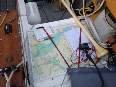 dinghy cruising charts