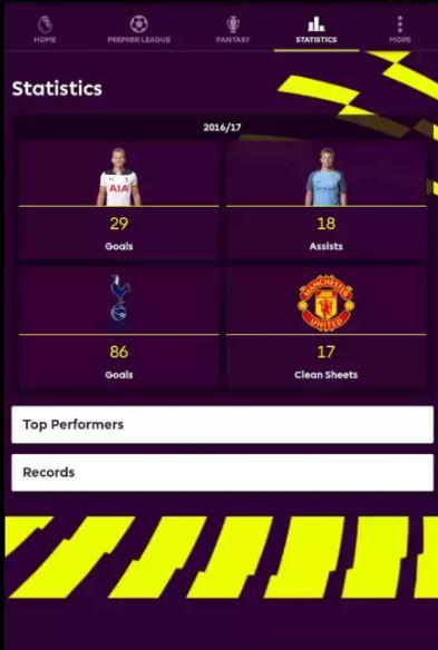 شرح و برنامج فانتازي الدوري الانجليزي الممتاز 2017/2018