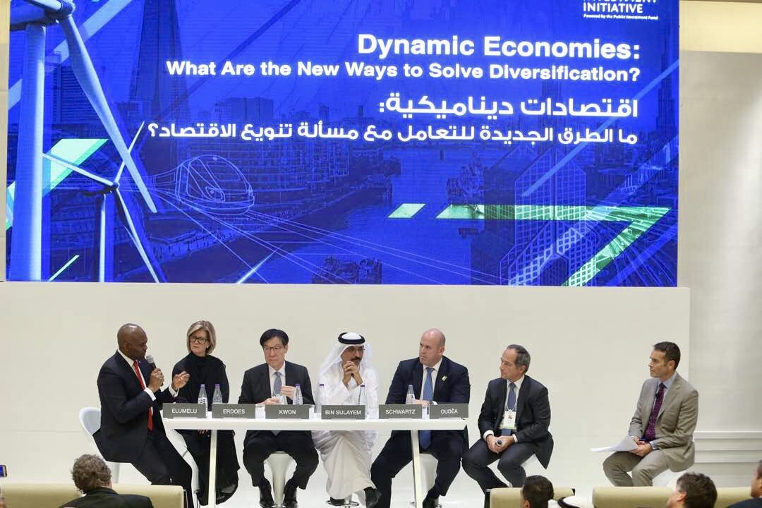TAKING AFRICAPITALISM TO SAUDI ARABIA: THE ROLE OF THE PRIVATE SECTOR IN ECONOMIC DIVERSIFICATION
