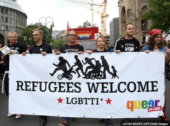 BERLIM VÊ AUMENTO EM ATAQUES HOMOFÓBICOS COM QUASE TODOS COMETIDOS POR HOMENS IMIGRANTES [MUÇULMANOS]
