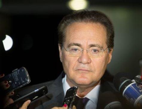 TRF1 absolve Renan Calheiros por improbidade administrativa