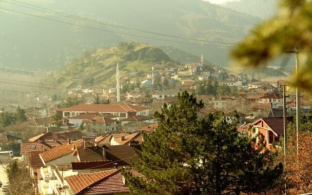 Şirin kasaba Taraklı