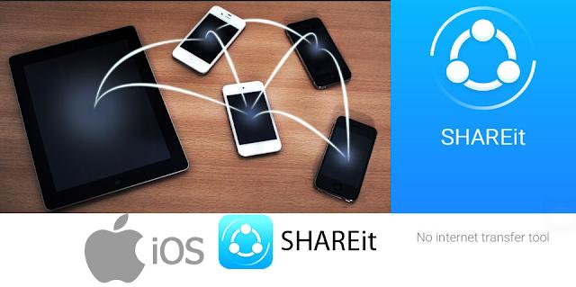 Cara Paling Gampang Kirim File Super Cepat dari iOS Iphone ke Android