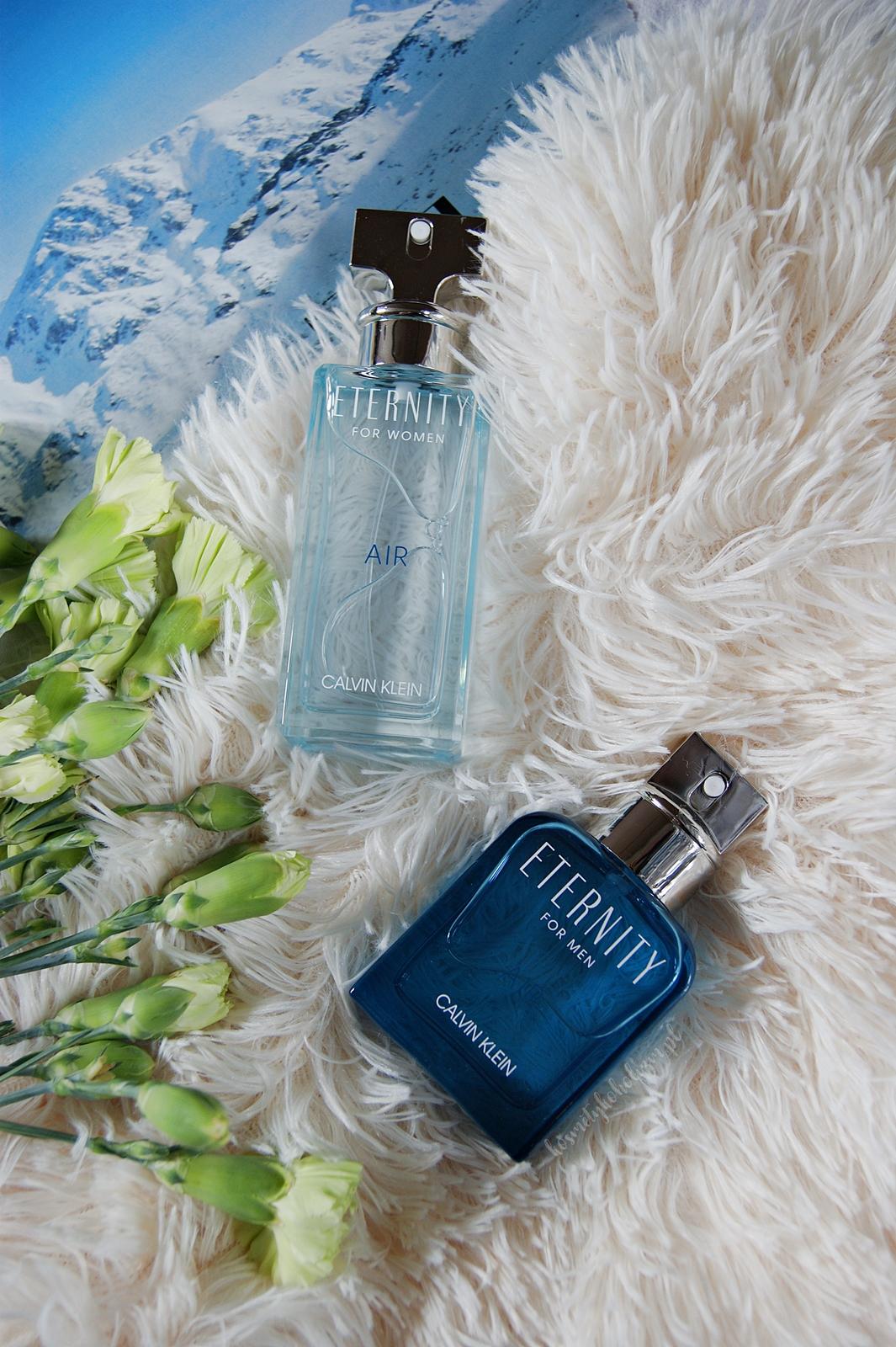 Odetchnij powietrzem! | Calvin Klein ETERNITY AIR dla niej i dla niego