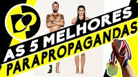 """As 5 Melhores """"ParaPropagandas"""" da Publicidade - #DosePublicitária"""