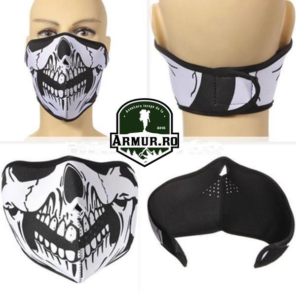 masca cagula schelete