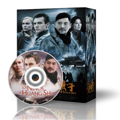 The Children Of Huang Shi 2008 BluRay-720p-Mp4 Ingles-Subtitulos Español