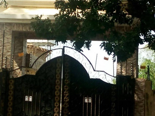 EFCC Seizes Multi-million Naira Mansion Belonging to Ex-Bauchi Governor, Isa Yuguda (Photos)