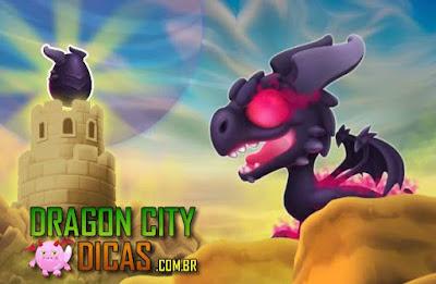 Dragão Sombra - Informações