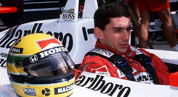24 años sin Ayrton Senna (documental Ayrton Senna en español)