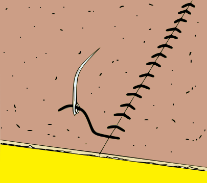 cucitura-moquette-sottofondo