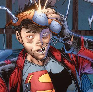 superhero dc tercerdas