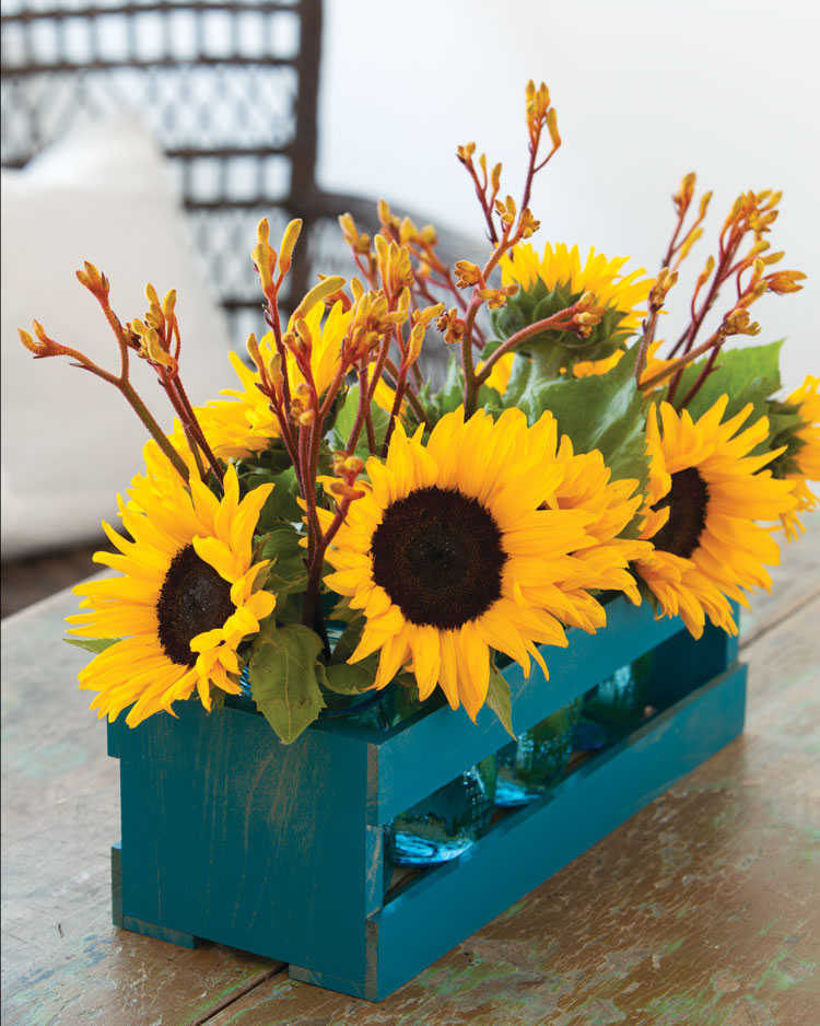 Fall Decorating With Sunflowers Amp The Secret To Keeping