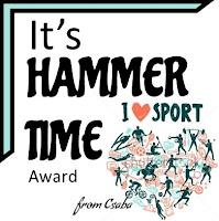 ⚽️ Hammertime- Award ⚽️