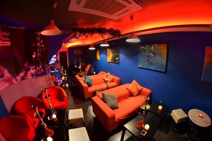 Cocktail & Shisha Bar & Lounge - Lisbona (Portogallo)