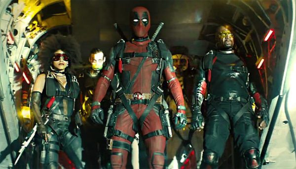 X-Force, el dream team de Deadpool