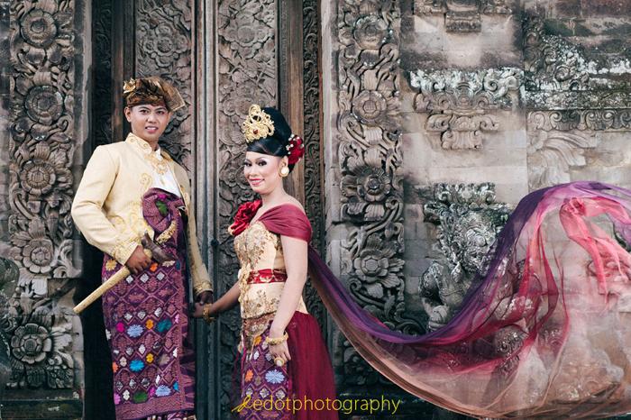 Prewedding Adat Bali Ayumi Dan Tude