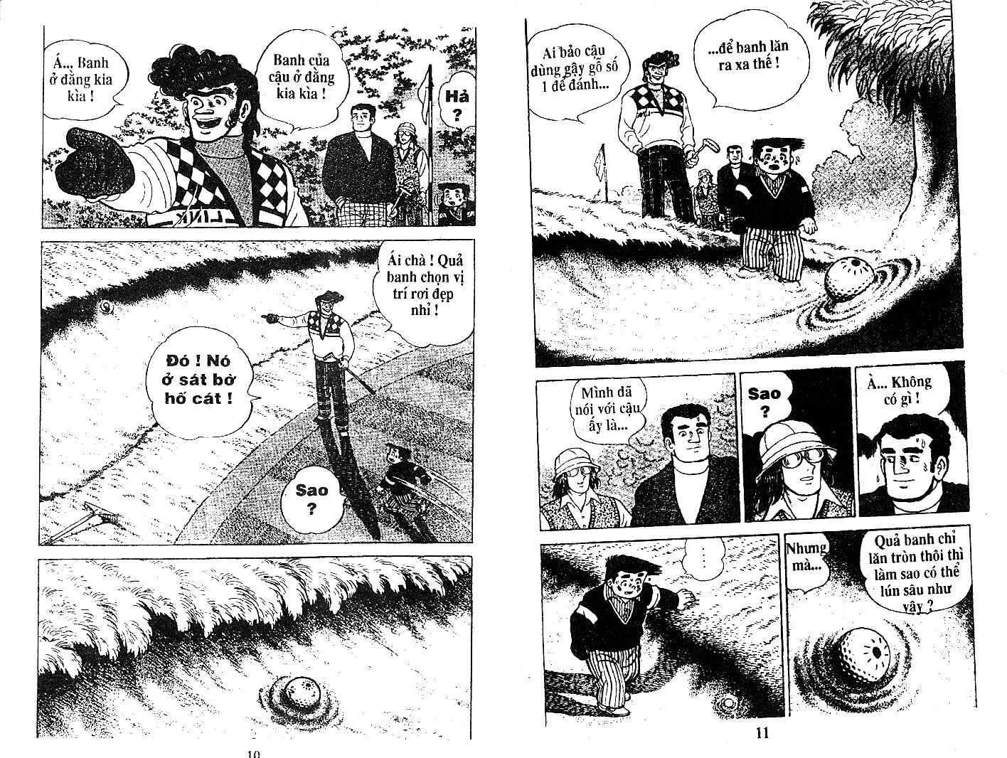 Ashita Tenki ni Naare chapter 24 trang 3