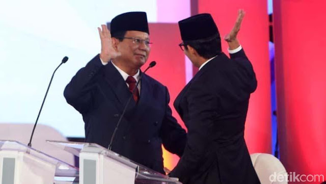 Saksikan Debat Capres, Honorer K2 PGRI Mantapkan Dukungan Pada Prabowo-sandi