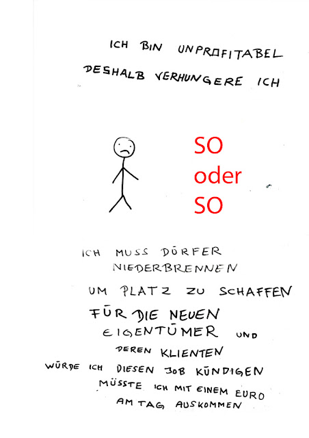 Dr. Kristian Stuhl 2012, ich bin unprofitabel,  Das Klo spült alles fort, A4