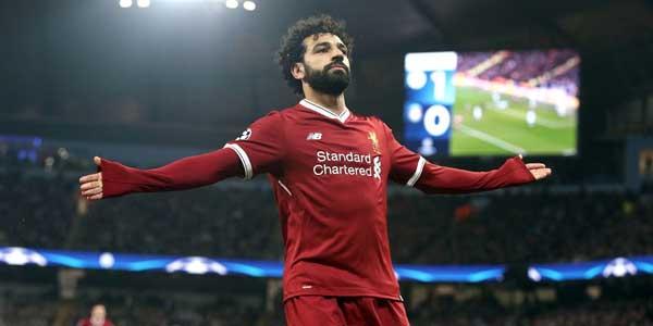 Mohamed Salah Terpilih Di Asosiasi Jurnalis Sepakbola Pemain Terbaik