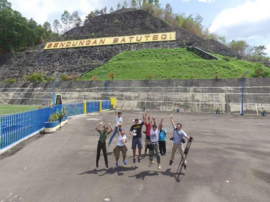 Bendungan Batu Tegi Lampung
