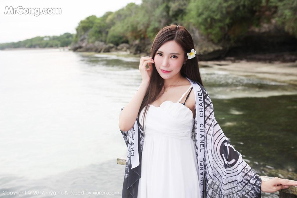 Image MyGirl-Vol.266-Ula-Qi-Li-Jia-MrCong.com-001 in post MyGirl Vol.266: Người mẫu Ula (绮里嘉) (67 ảnh)