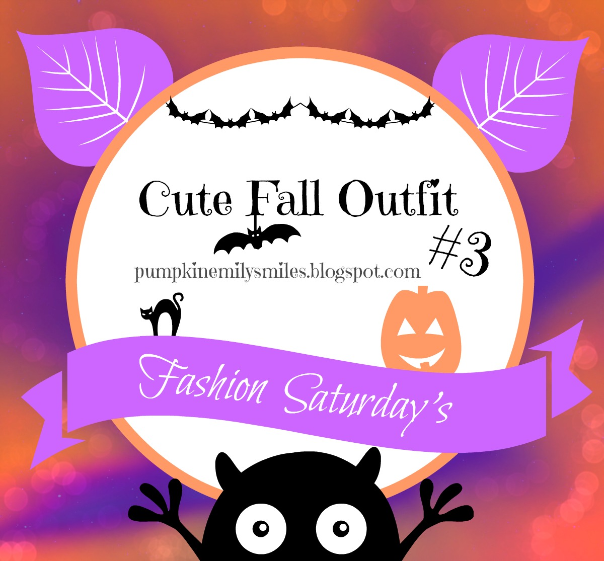 Cute Fall Outfit #3 Fashion Saturday's