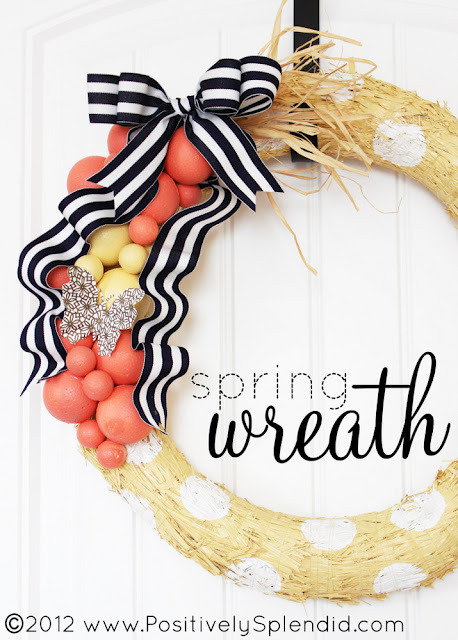 Tasty Tuesday Fabulous Wreath Ideas A Glimpse Inside