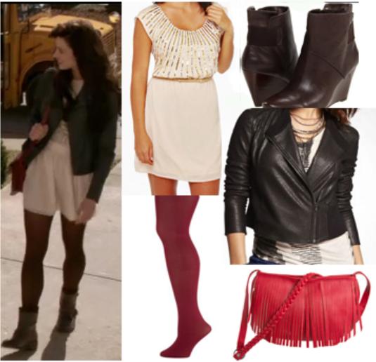 Allison Argent Fashion Style Guide
