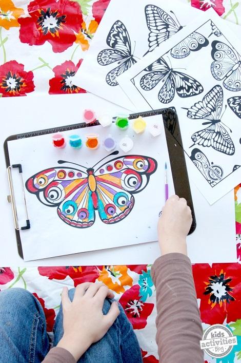 dibujos-mariposas-colorear