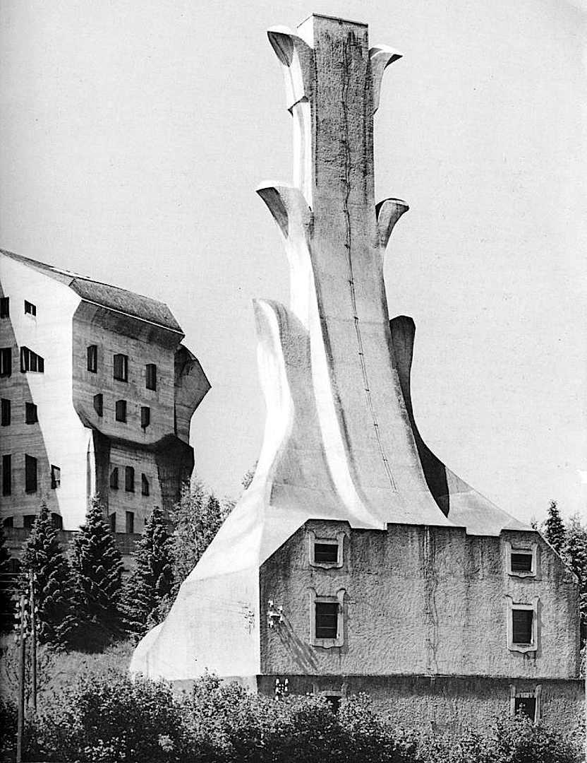 Rudolf Steiner architecture