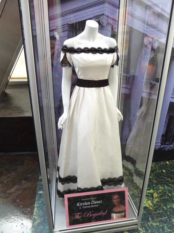 Kirsten Dunst Beguiled Edwina movie costume