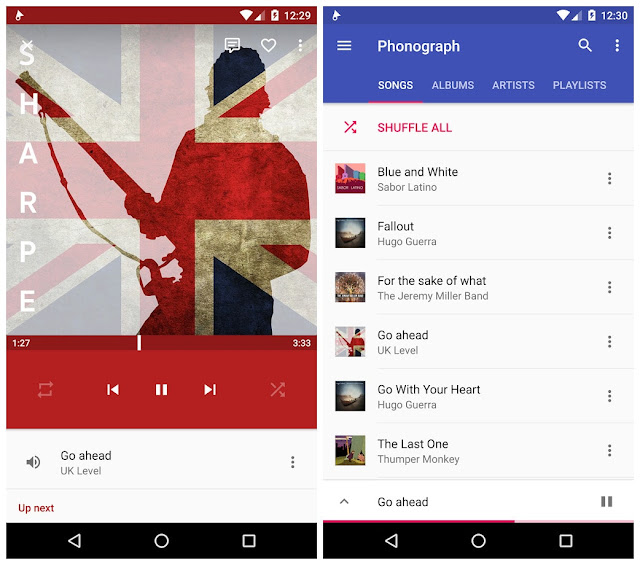 Phonograph Music Player Pro Full Apk